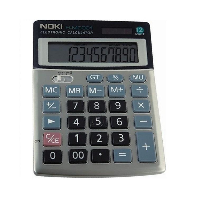 Imagini pentru Calculator de birou 12 digit HMC001 NOKi